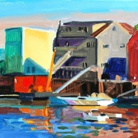 Study for Belfast Waterfront